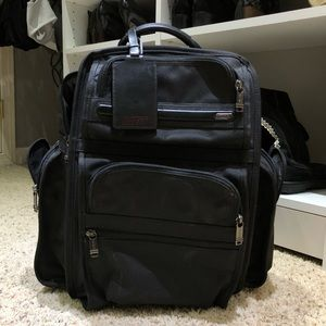 TUMI T-Pass Alpha Backpack